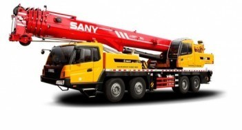 Запчасти для автокранов SANY