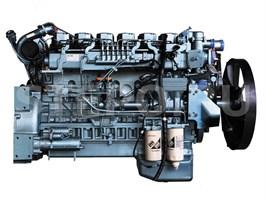Запчасти для двигателя WD615 Евро-3