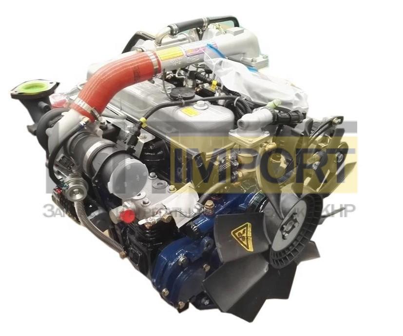 Двигатели YunNei